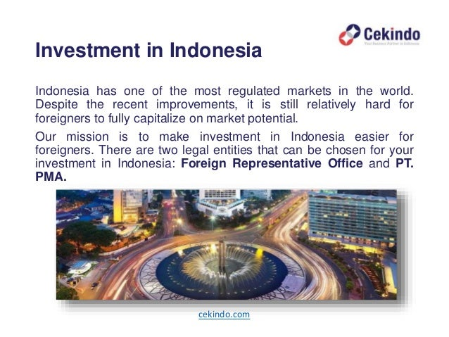 doing a business in indonesia Ambitious and fast rising—these words aptly describe modern indonesia amidst a global economic slowdown, indonesia was the third fastest growing economy among the g-20 for 2009 and it continues to post strong economic growth, at.