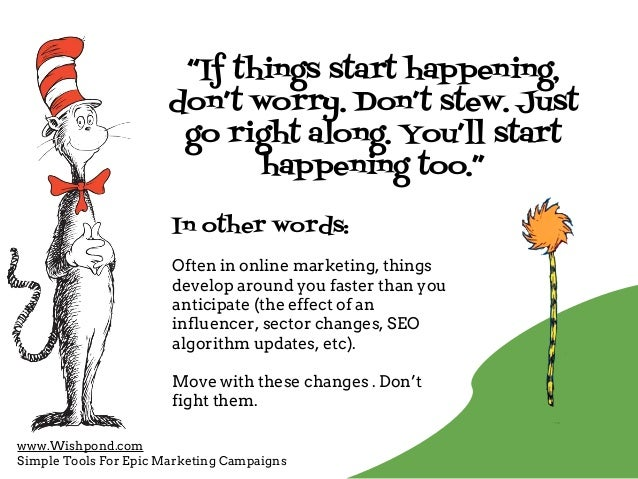 Don Dr Quotes | If Things Start Happening Don T