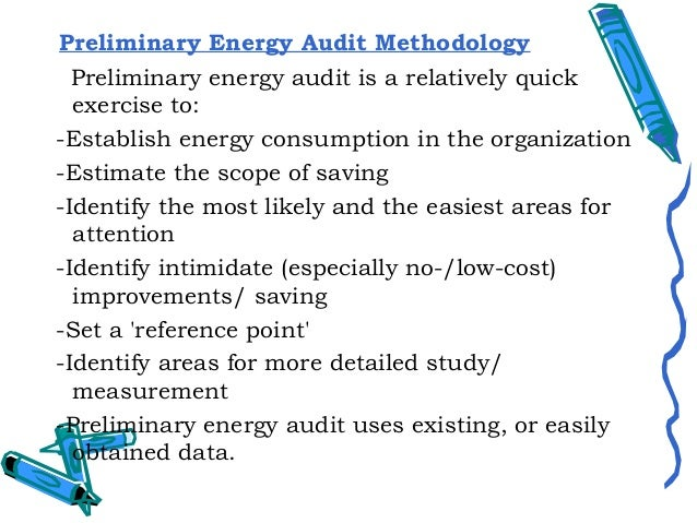 DETAILED ENERGY AUDIT METHODOLOGYA comprehensive audit provides a detailenergy project implementation plan for a facilitys...