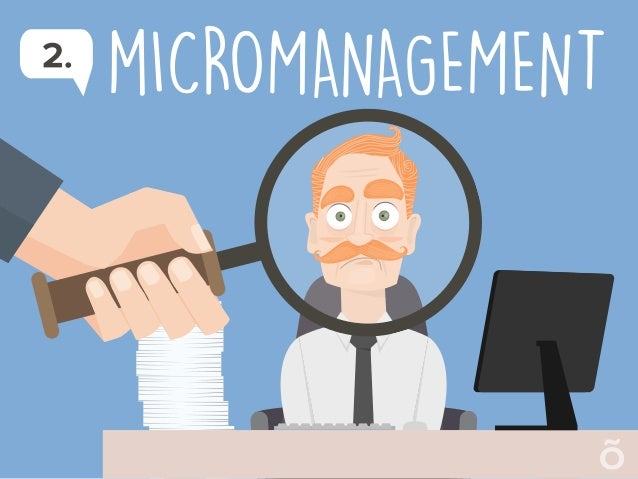 what is micro management style