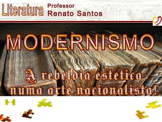 Professor Renato Santos