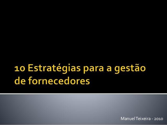 ManuelTeixeira - 2010