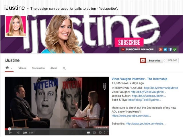 Make your YouTube Channel Stand Out