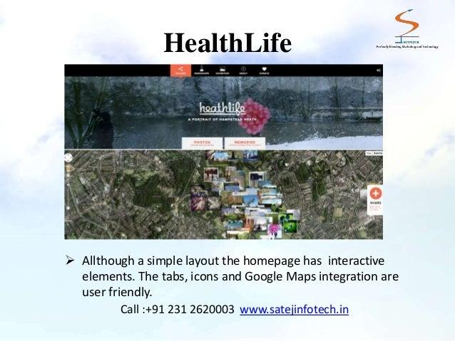 10 Examples of Best Homepage Designs