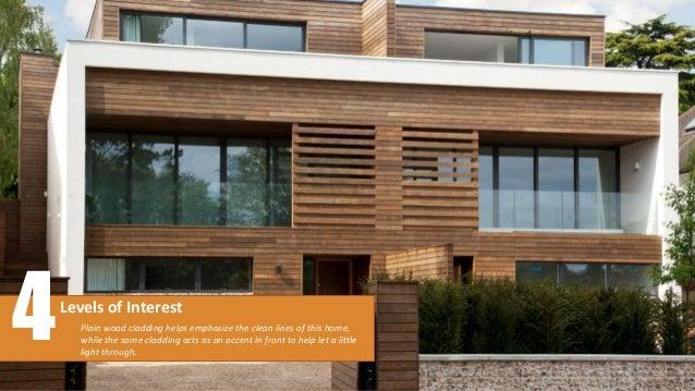 best exterior wood cladding images decoration design ideas