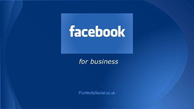 for business PurrfectlySocial.co.uk