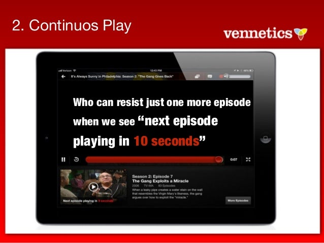 10 Features Successful Video on Demand Services Offer