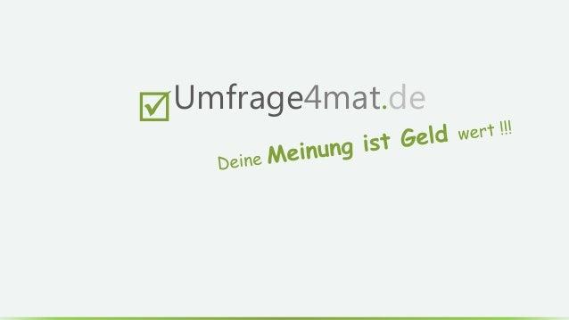 Umfrage4mat.de