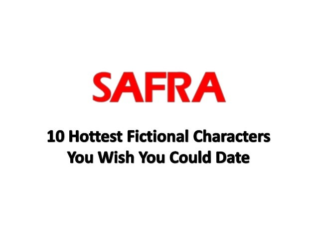 Dating fictional character