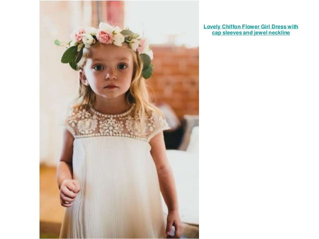 10 Flower Girl Dresses For Your Little Girls On Wedding Day