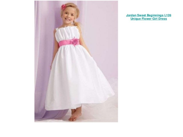 10 flower girl dresses for your little girls on wedding day 2