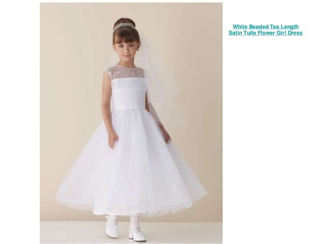 10 flower girl dresses for your little girls on wedding day for Little flower girl wedding dresses