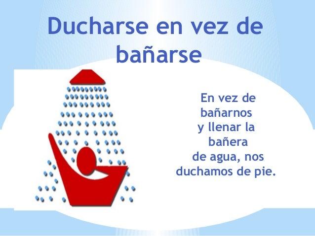 10 formas de ahorrar agua noelia for Maneras para ahorrar agua