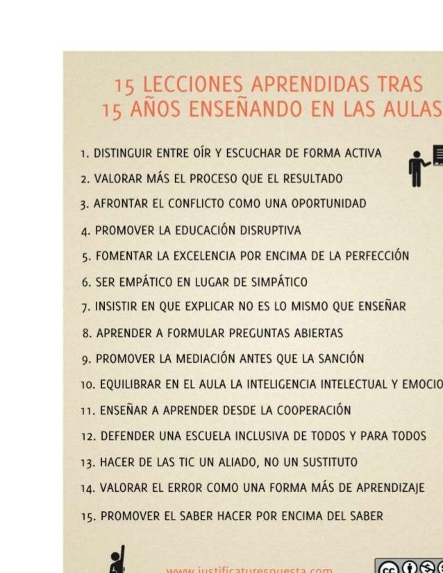 10 Frases Sobre Educación Que Me Han Hecho Mejor Docente