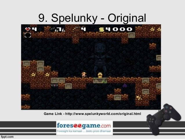 Spelunky World Original