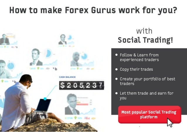 We invest in forex for you