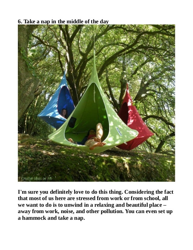 7. 6.  sc 1 st  SlideShare & 10 fun things to do while camping