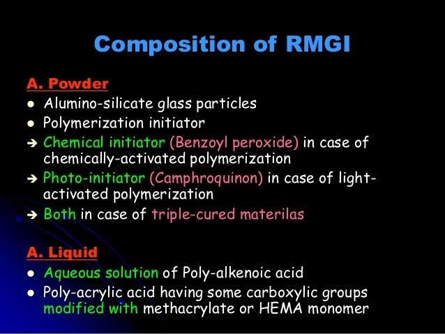 Glass Ionomer Metal Modified Gic Resin Modified Gic Dental