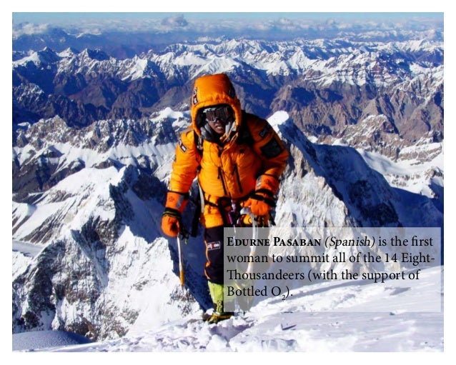 Greatest Mountaineers