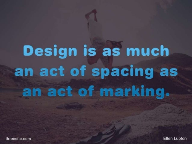 10 great quotes about design