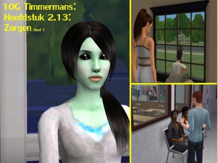 'Wat vooraf ging'- Olaf en Kevin werden boos op Sam.- Lisa beviel van een zoon James.- Kevin, Olaf, Lisa, Rick, Felix, Van...