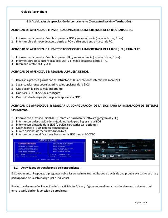 10 guia sistemas 21 bios Slide 2
