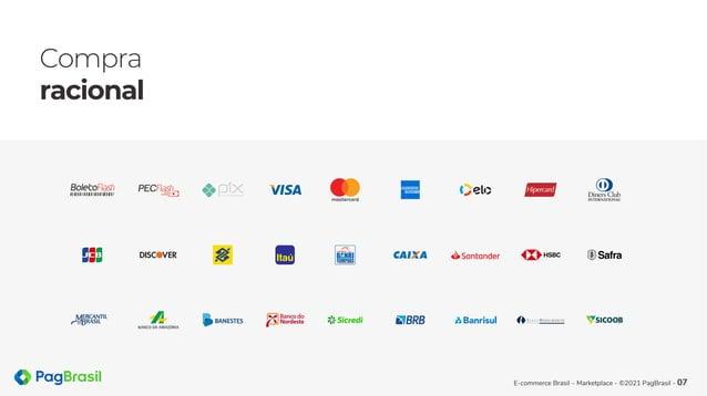 Compra racional E-commerce Brasil – Marketplace - ©2021 PagBrasil - 07