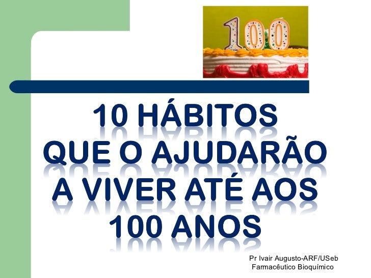 Pr Ivair Augusto-ARF/USeb Farmacêutico Bioquímico