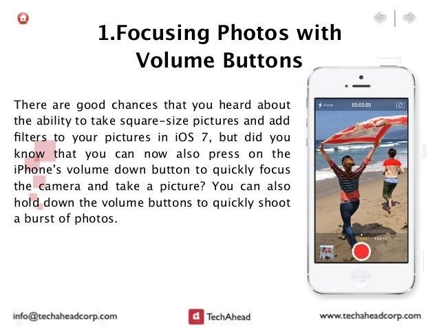 10 Hidden Features of iOS 7 Slide 3