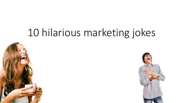 10 hilarious marketing jokes