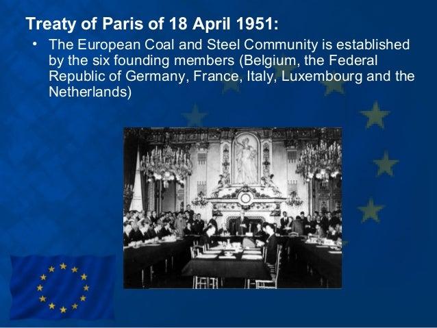 10 historic steps in eu development Slide 2