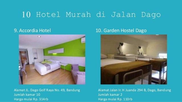 7 10 Hotel Murah Di