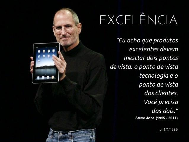 10 Ideias De Steve Jobs Para Inovação Portal Exame