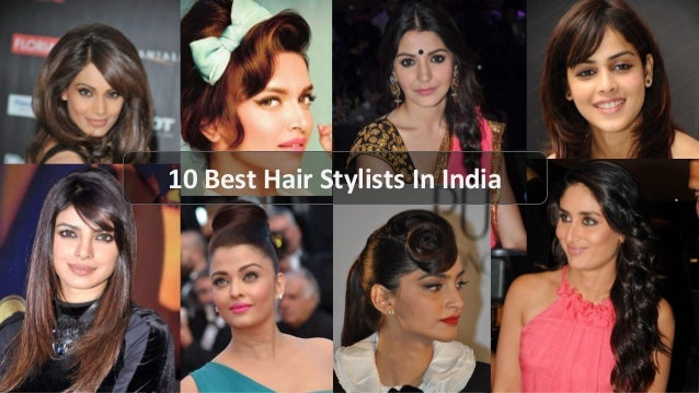 10 Best Hair Stylists In India