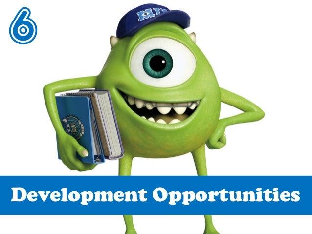 6 Development Opportunities