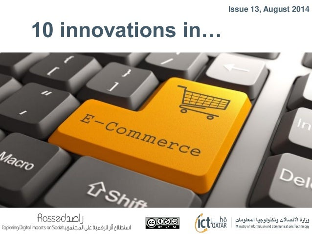 10 innovations in…  Issue 13, August 2014