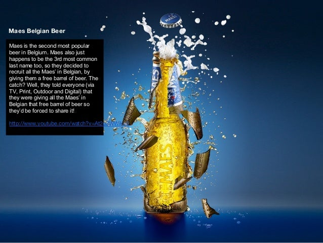 10 Innovative Alcohol Campaigns