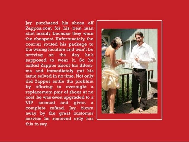 10 Inspiring Zappos Customer Support Stories Slide 3