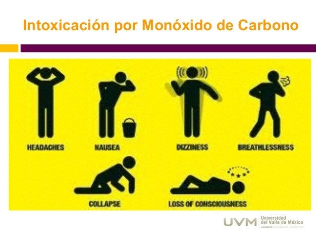 Uvm emergencias m dicas b sicas sesi n 10 intoxicaciones - Detectores de monoxido de carbono ...