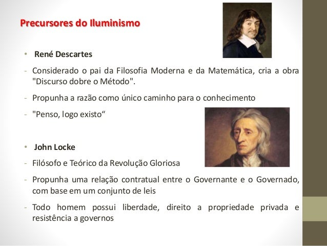 Historia Geral Iluminismo