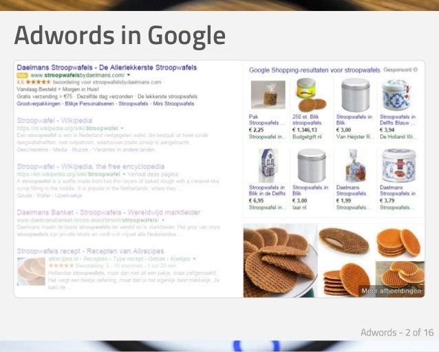 AdwordsinGoogle