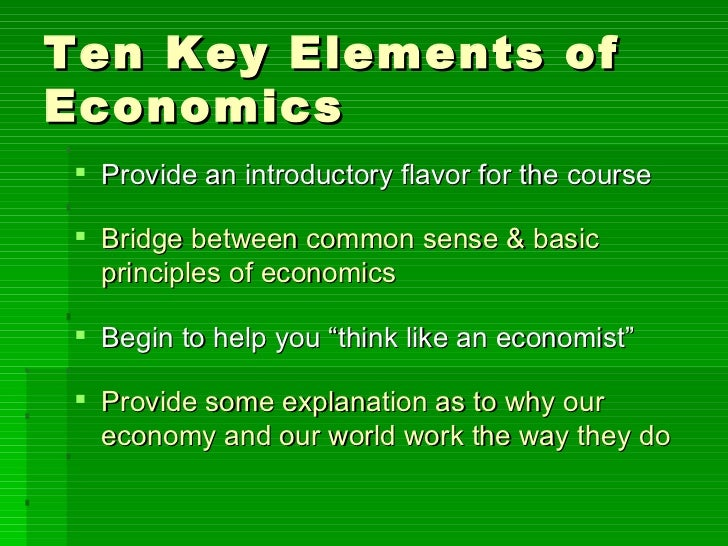 Common sense economics : what everyone should know about wealth and prosperity