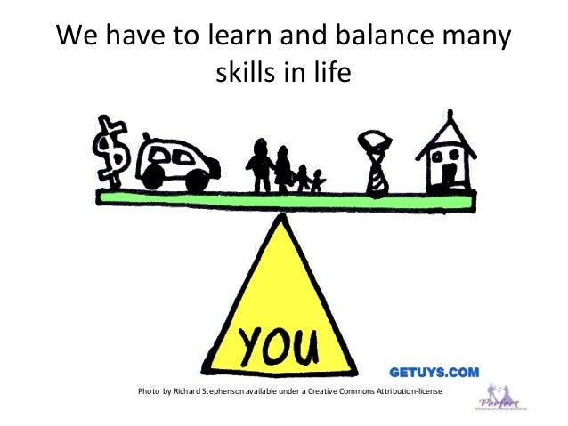 10 key life skills Slide 2