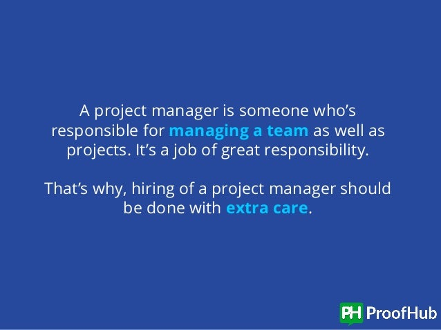 10 killer interview questions for project manager Slide 3