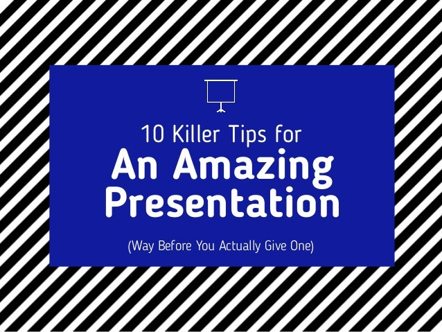 An Amazing