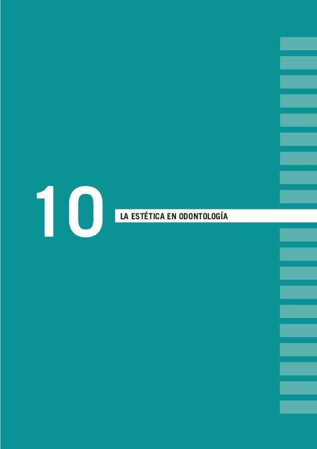 10 LA ESTÉTICA EN ODONTOLOGÍA LLIBRE PROCLINIC-OK-corregido.indd 127 6/9/10 16:35:23