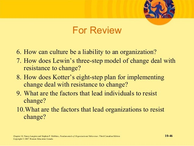 kotter s article on the eight step plan for implementing change and explain Kotter's 8-step change model implementing change powerfully renowned change expert, kotter introduced his eight-step change process in when you plan carefully.