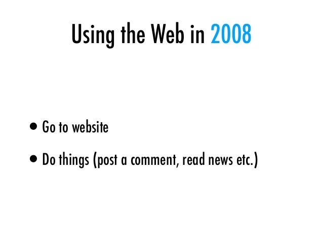 10 Web Performance Lessons For the  21st Century Slide 2
