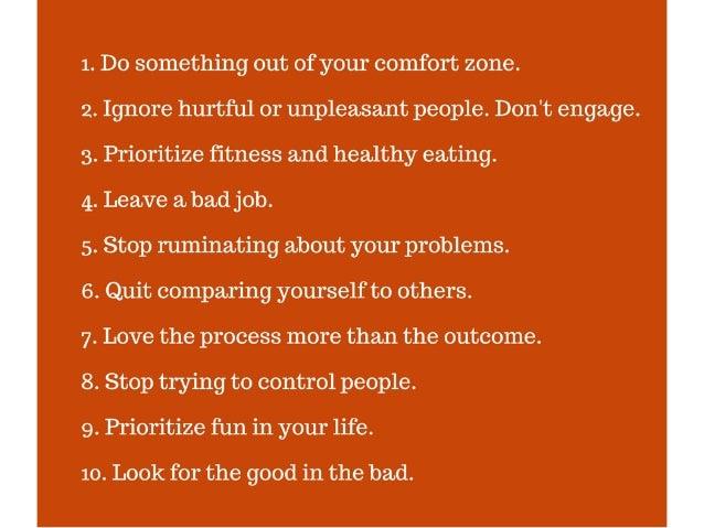 Top 10 List of Self-Improvement Strategies