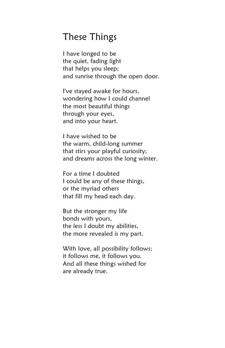 Most Beautiful Love Poems Of All Time 17